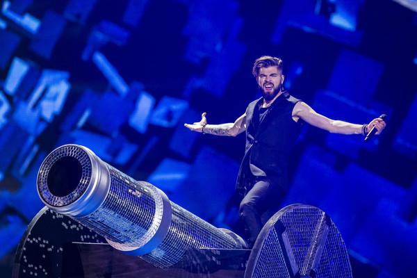 Alex+Florea+Rehearsal+2nd+Semi+Final+Eurovision+CpThtEqyK0al